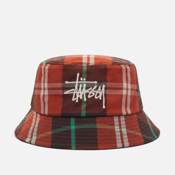 Панама Stussy Big Logo Madra Orange