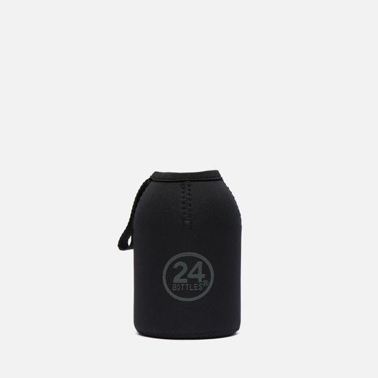 Чехол для бутылки 24Bottles Thermal Cover Extra Small Black