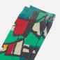 Носки Stussy Block Print Multi/Green фото - 1