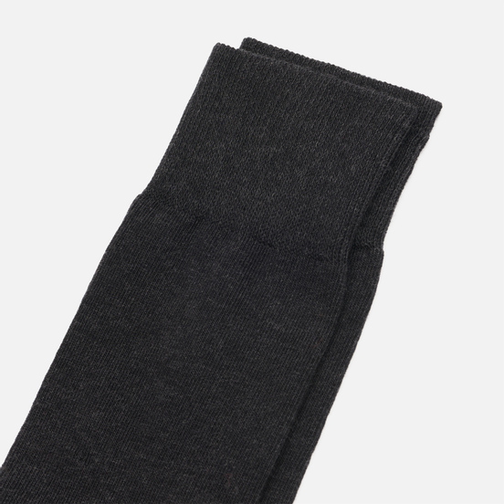 Комплект носков Falke Happy 2-Pack Anthracite Melange