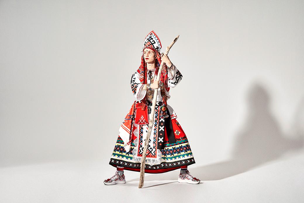 PUMA × JAHNKOY: исследование русской культуры