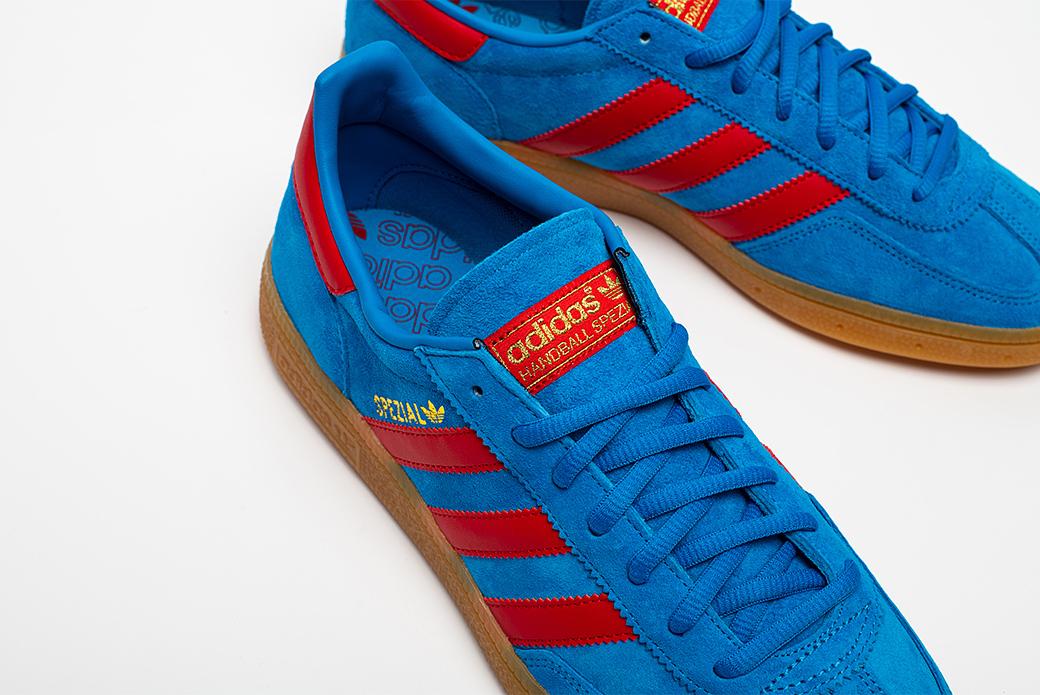 adidas Originals Handball Spezial: ностальгия по 80-ым