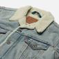 Мужская джинсовая куртка Levi's Type III Sherpa Trucker Stonebridge/Light Wash фото - 1