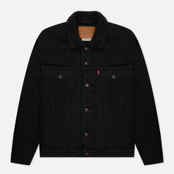 Мужская джинсовая куртка Levi's Type III Sherpa Trucker Berk Sherpa