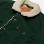 Мужская куртка Levi's Type III Sherpa Trucker Pine Needle фото - 1