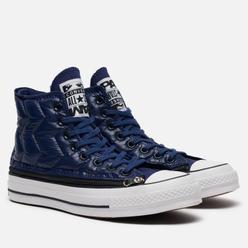 Мужские кеды Converse x P.A.M. Chuck 70 High Medieval Blue/White/Black