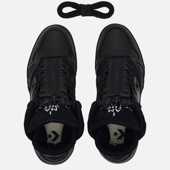 Мужские кроссовки Converse x The Soloist ERX 260 Black/Black/Black