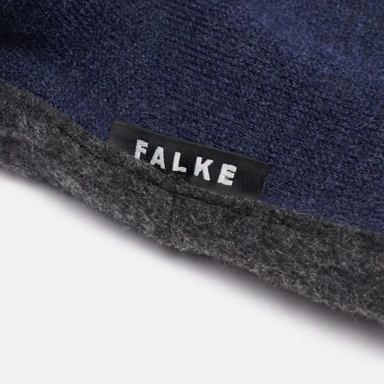 Мужские тапочки Falke Cosyshoe Dark Blue