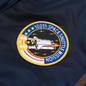 Мужская куртка бомбер Alpha Industries Nasa MA-1 VF Replica Blue фото - 3