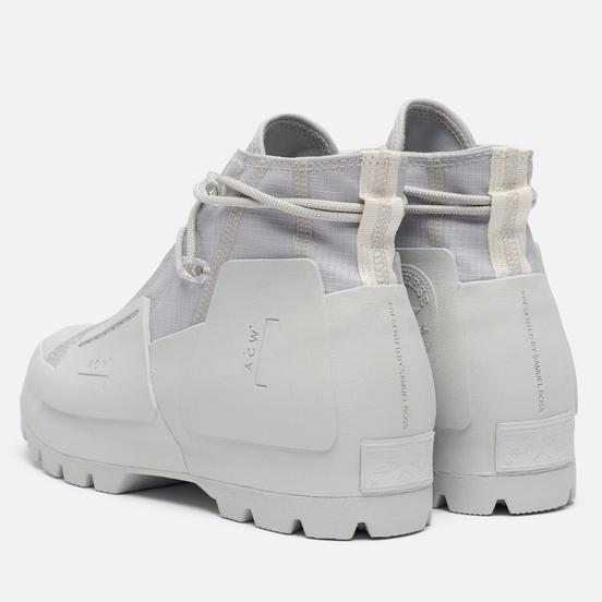 Мужские кроссовки Converse x A Cold Wall Chuck Taylor All-Star Lugged Hi Grey Violet/Grey Violet/Grey Violet