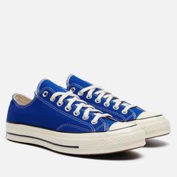 Кеды Converse Chuck 70 Low Rush Blue/Egret/Black