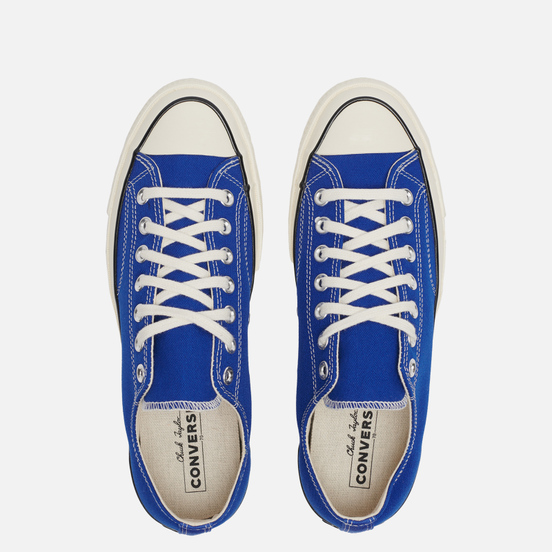 Кеды Converse Chuck 70 Low Rush Blue/Egret/Black