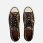 Мужские кеды Converse x Realtree EDGE Chuck 70 High Black/Saffron Yellow/White фото - 1