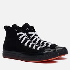 Мужские кеды Converse Chuck Taylor All Star CX Black/Orange