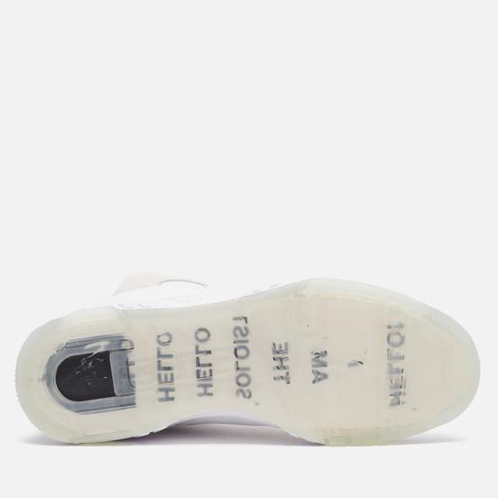 Мужские кроссовки Converse x The Soloist ERX 260 White/White/White