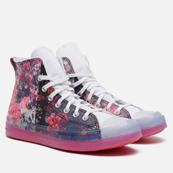 Кеды Converse x Shaniqwa Jarvis Chuck Taylor 70 CX Hi Teaberry/White/Black