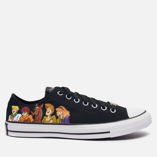 Мужские кеды Converse x Scooby-Doo Chuck Taylor Low Black/Multi/White
