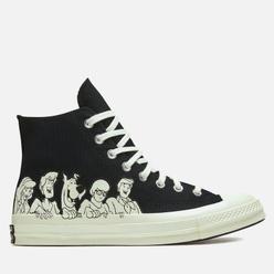 Кеды Converse x Scooby-Doo Chuck Taylor High Black/Egret/Black