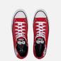 Кеды Converse x Bugs Bunny Chuck Taylor All Star Hi Red/White/Black фото - 1