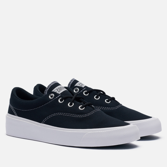Мужские кеды Converse Skid Grip Low Black/White/White