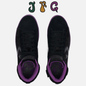 Кеды Converse x Joe Freshgoods Pro Leather High Black/Black/Amaranth Purple фото - 1