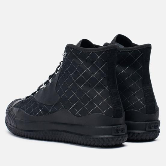Мужские кеды Converse x Slam Jam Bosey MC High Black/Black/Silver