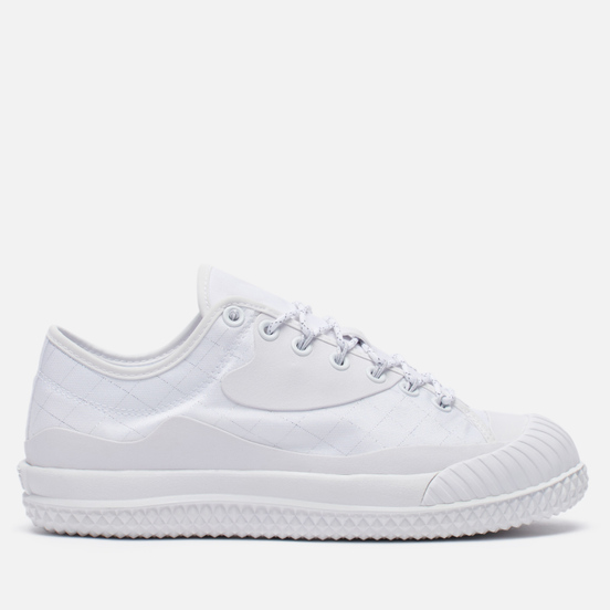 Мужские кеды Converse x Slam Jam Bosey MC Low White/White/Silver