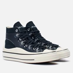 Мужские кеды Converse x Kim Jones Chuck 70 High Black/Egret/Black