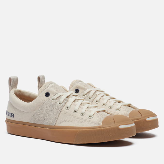 todd snyder pубашка Мужские кеды Converse x Todd Snyder Jack Purcell Low