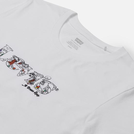 Женская футболка Levi's The Perfect Graphic Dream State Modern Vintage