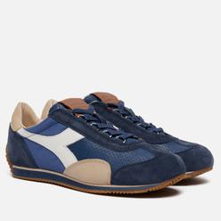 Мужские кроссовки Diadora Heritage Equipe ITA Blue Dark Denim