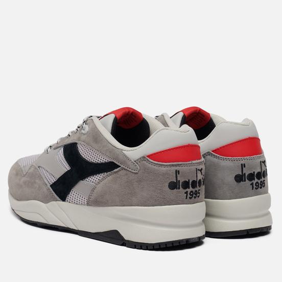 Мужские кроссовки Diadora Heritage Eclipse Premium Grey Rock