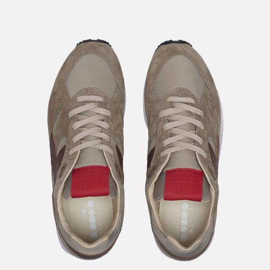 Мужские кроссовки Diadora Heritage Eclipse Grey Hemp