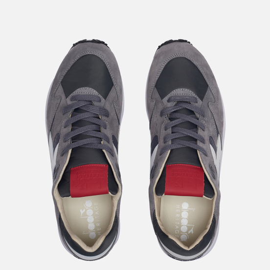 Мужские кроссовки Diadora Heritage Eclipse Denim Light Gray