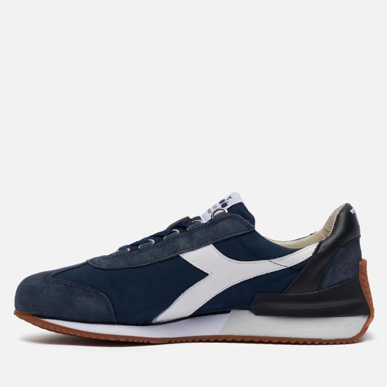 Мужские кроссовки Diadora Heritage Equipe Mad Italia Denim Blue