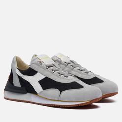 Мужские кроссовки Diadora Heritage Equipe Mad Italia Black/Alluminium