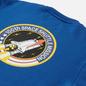 Мужская толстовка Alpha Industries NASA Space Shuttle NASA Blue фото - 2