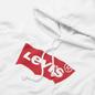 Женская толстовка Levi's Graphic Standard New Logo Hoodie White фото - 1