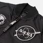 Женская куртка бомбер Alpha Industries MA-1 TT NASA Reversible Black фото - 1