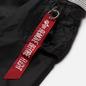 Женская куртка бомбер Alpha Industries MA-1 TT NASA Reversible Black фото - 2