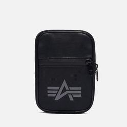 Сумка Alpha Industries Utility Reflective Black
