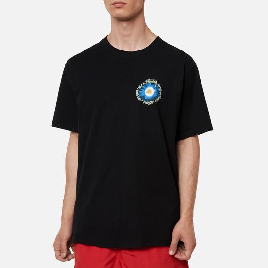Мужская футболка Stussy Cosmos Black