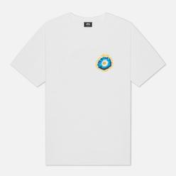 Мужская футболка Stussy Cosmos White