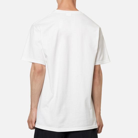 Мужская футболка Stussy Skyline White