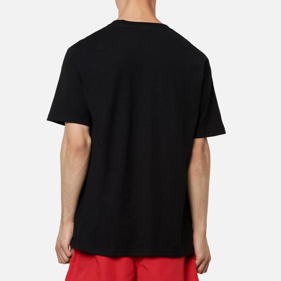 Мужская футболка Stussy Skyline Black