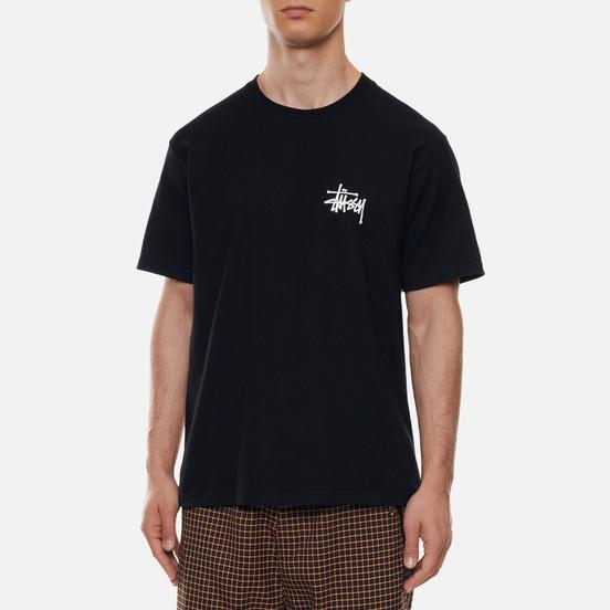 Мужская футболка Stussy Waiter Black