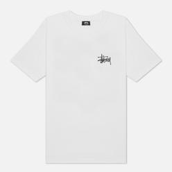 Мужская футболка Stussy Waiter White