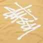 Мужская футболка Stussy SS Basic Stussy Khaki фото - 2