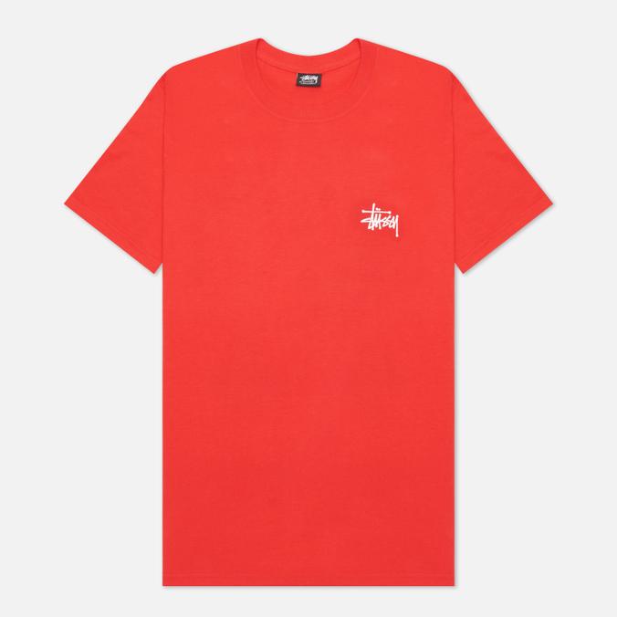 Мужская футболка Stussy SS Basic Stussy
