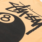 Мужская футболка Stussy 8 Ball Graphic Art Peach фото - 2